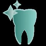 Icon professionelle Zahnreinigung (PZR)